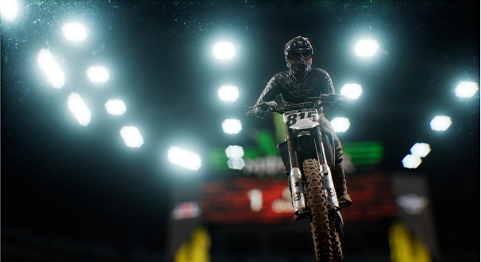 怪物能量超级越野赛车2<br />